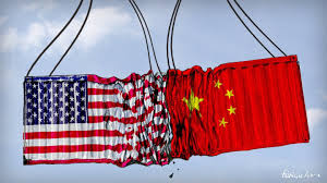 Cold war between China and the US