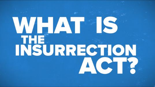Insurrection Act of 1807