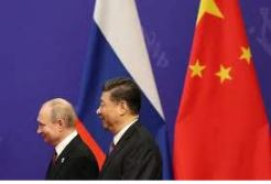 Sino-Russian quasi-alliance- It's impact