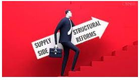 Structural reforms : GST and IBC