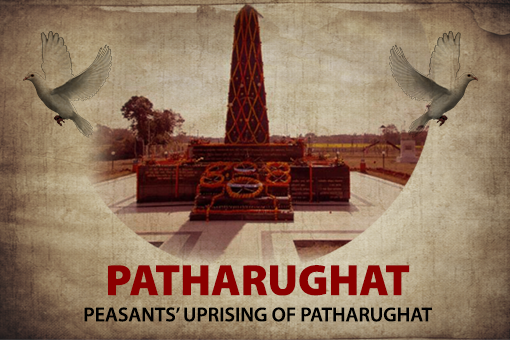 Patharughat Uprising of Assam